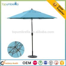 home&garden square rainproof outdoor beach umbrella