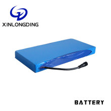XLD 18650 electric skateboard battery 44.4V 6Ah lithium 12s2p battery pack