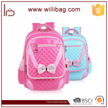 Bolso de escuela al por mayor para las muchachas Bolso de escuela lindo de la escuela de la mochila de las muchachas
