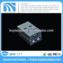 high speed USB 2.0 Auto 2 port printer sharing switch