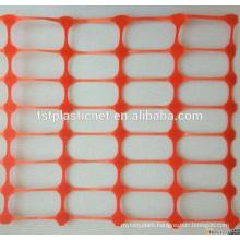 Orange plastic safety fence/safety mesh