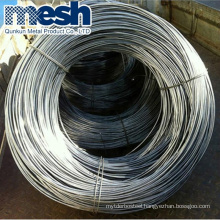 electric galvanized wire for vineyards, galvanized wire price