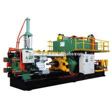 Máquina de extrusión continua de aluminio de la máquina de la prensa de la protuberancia para perfilar de aluminio