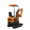Farm mini excavator hydraulic excavator