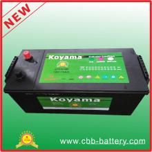12V170ah mantenimiento libre de plomo ácido batería de almacenamiento de coches (67018mf)