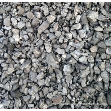 FC.95% 92% Anthracite Low Volatiles Low Sulfur Calcined Recarburizer / Carbon Raiser