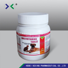 Tablet Multi-vitamin Animal 3g