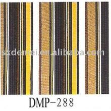 mehr als fünfhundert Muster schweres Baumwollgewebe