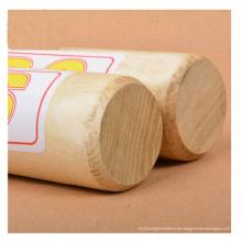 Natural Durable Günstige Baseball Holzschläger