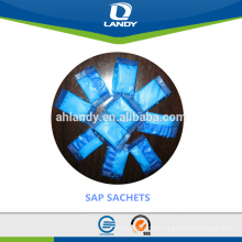 2017 New product hot sale SAP sachet for Airsickness bag