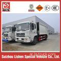 China garbage truck factory