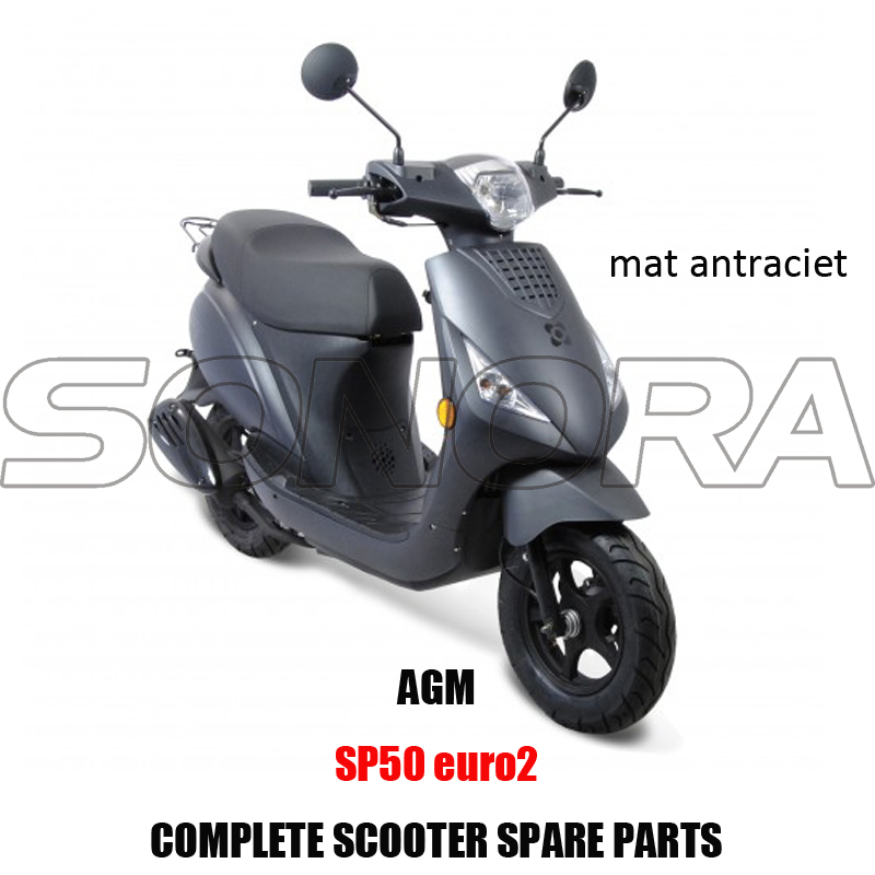 AGM SP50-mat_antraciet