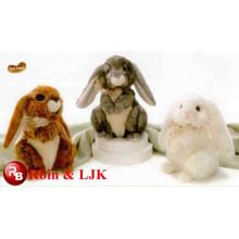 OEM suave ICTI juguete de peluche de juguete de peluche de peluche de fábrica