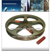 schindler elevator trolley wheel ID.NR.333619