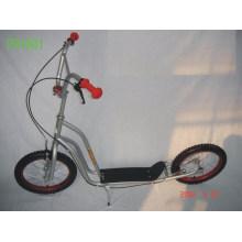 "Scooter de patín con marco de acero de 16 ""(PB1601)"