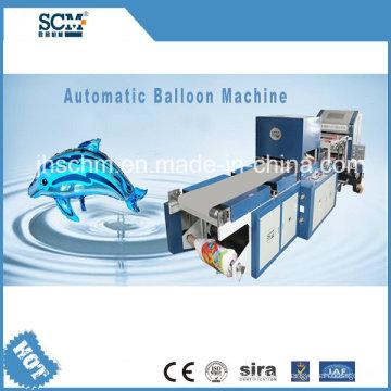 Mejor venta de máquina automática de prensado en caliente de globos