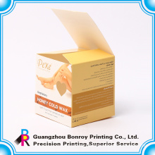 Eco-friendly recycled popular auto-lock bottom boxes for cosmetic