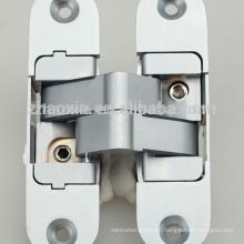Bisagra dtc de acero inoxidable de aleación ZInc para puertas