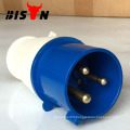 BISON(CHINA)European Plug In Blue And Black Color For Generator