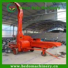 China-Lieferant China machte Baumwolle / Weizen / Mais / Sorghum / Sojabohnen Stroh Brecher für den Verkauf 008613253417552