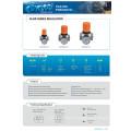 "G1/8"" G1/4"" G3/8"" G1/2"" G3/4"" G1"" MINI MIDI MAXI air source treatment KLHR series regulator"