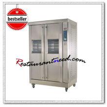 K115 26 Tray Edelstahl Elektrische Atomisierende Teig Proofer