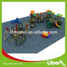2014 New Designed Kid Outdoor Playground Equipamiento Precios Equipamientos de Patio