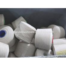 lana merino al por mayor hilado de lana merino grueso Nm26 / 2 de Inner Mongolia fábrica