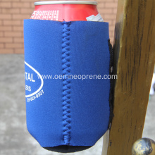 Waterproof Neoprene Magnetics Collapsible Can Coolies