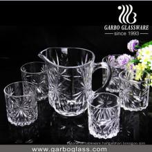 7PCS Water Drinking Glass Set GB12041