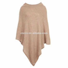 15PKCSP03 women new winter warm trendy cotton cashmere poncho sweater