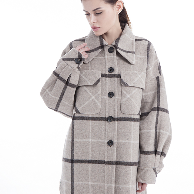 Winter Cashmere Coat