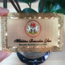 Tarjeta de regalo Aulminium