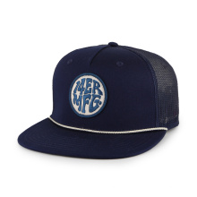 Logo personnalisé de chapeau de snapback de chapeau de maille pour hommes d'été