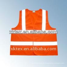 Colete confortável retardador de chama de alta visibilidade Colete confortável retardador de chama de alta visibilidade