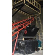 Chaudière à vapeur industrielle alimentée par biomasse de charbon de 20 tonnes/h
