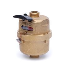 Compteur d'eau froide en plastique rotatif volumétrique de mesure
