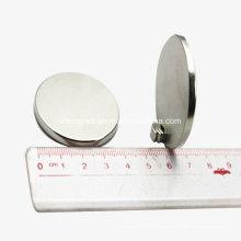 Aimant de la Terre rare de 41 mm de diamètre dans la promotion