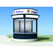 TGT-1 Security Booth