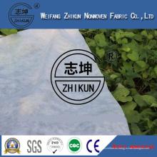 La agricultura UV cubre la tela no tejida