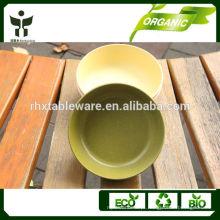 Eco vida tigelas de fibra de bambu atacado