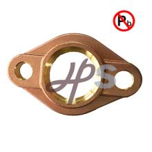 НФС-61 свинец латунь или бронза счетчик воды Фланцевый