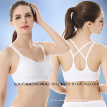 Women Quickly Dry Yoga Top Gym Wears Athletic Sports Bra