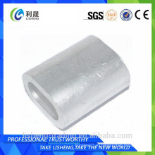 Tubo de aluminio oval de la venta caliente 2015