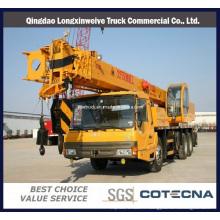 Grue de camion hydraulique de la meilleure qualité Qy20g