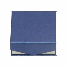 Imán Clamshell cartón joyero para colgante