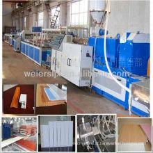 Máquina de extrusão de placa de grade de PVC
