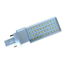 2 pinos 4 pinos 110V-240V 120 graus SMD 2835 luzes de milho levou bulbo 8w G24