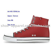 dernières chaussures de vêtements rouges pour les femmes