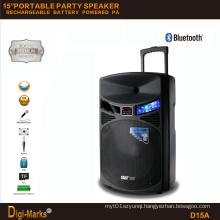 2016 China Cheap Mobile Portable DJ Stereo Loudspeaker Sound Box